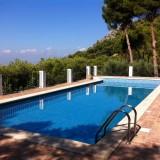 Reforma piscina pinares